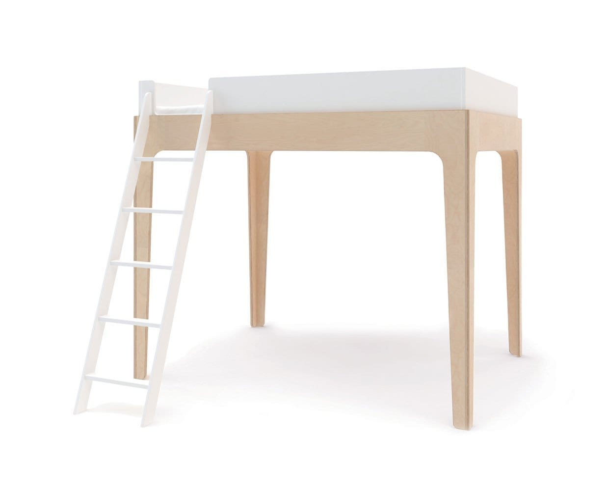 Perch Twin Loft Bed - Birch