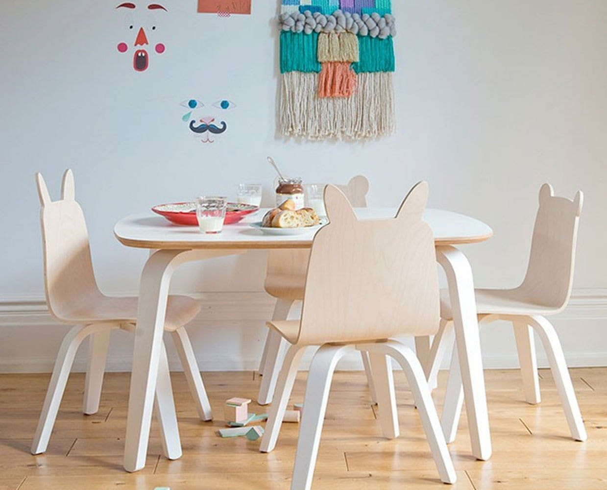 Play Table - White
