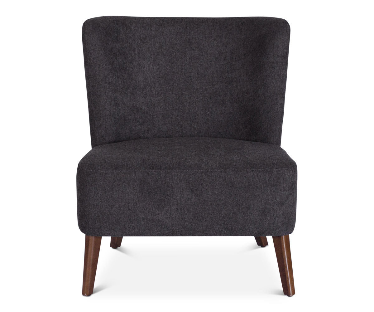Alice Chair  Charcoal
