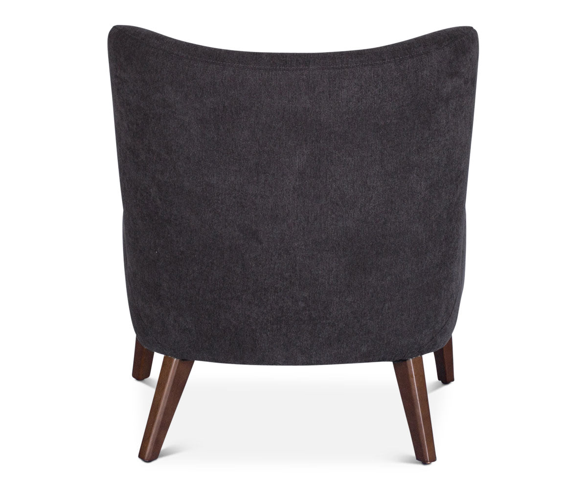Alice Chair- Charcoal