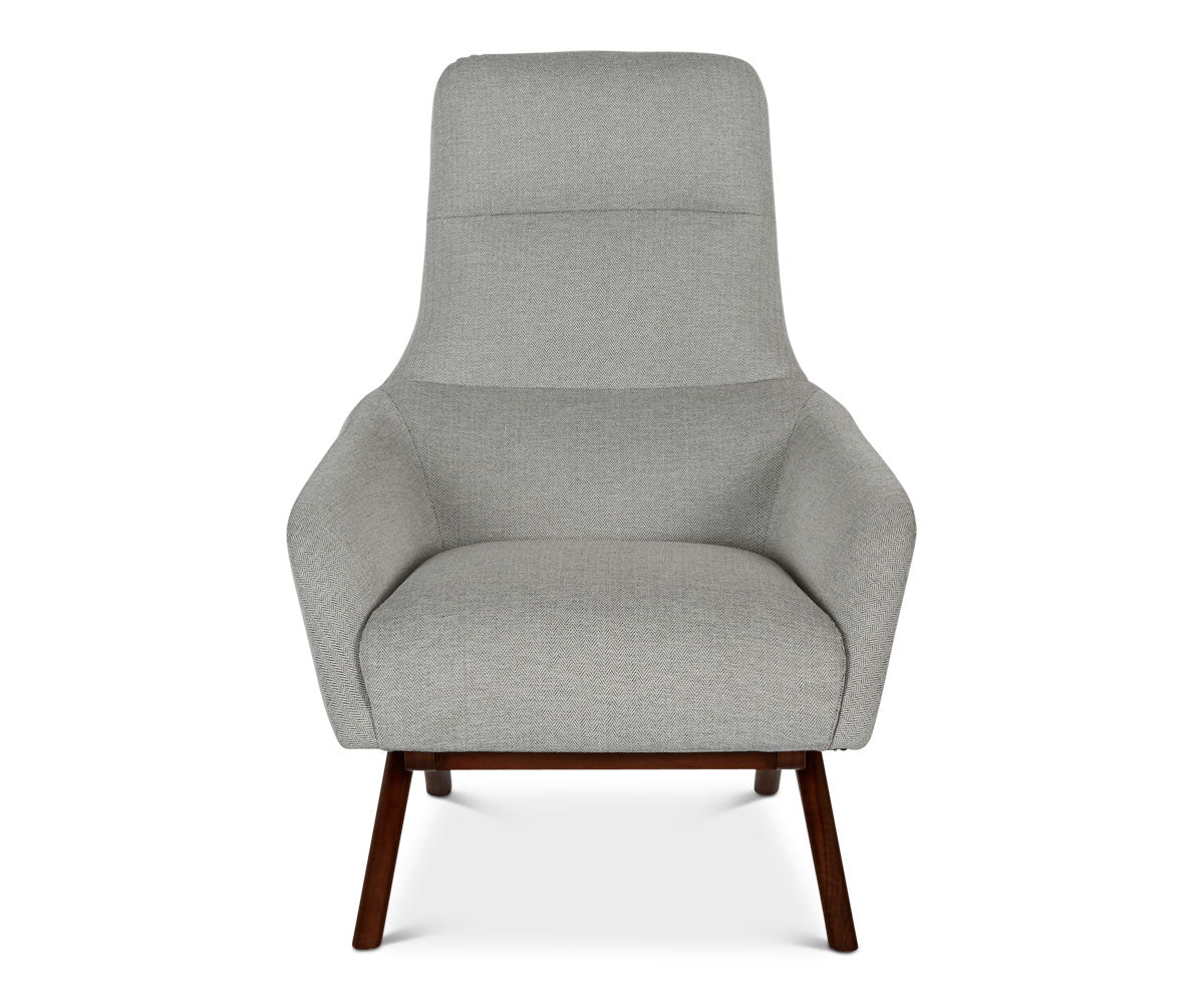 Contemporary vintage classic danish chair