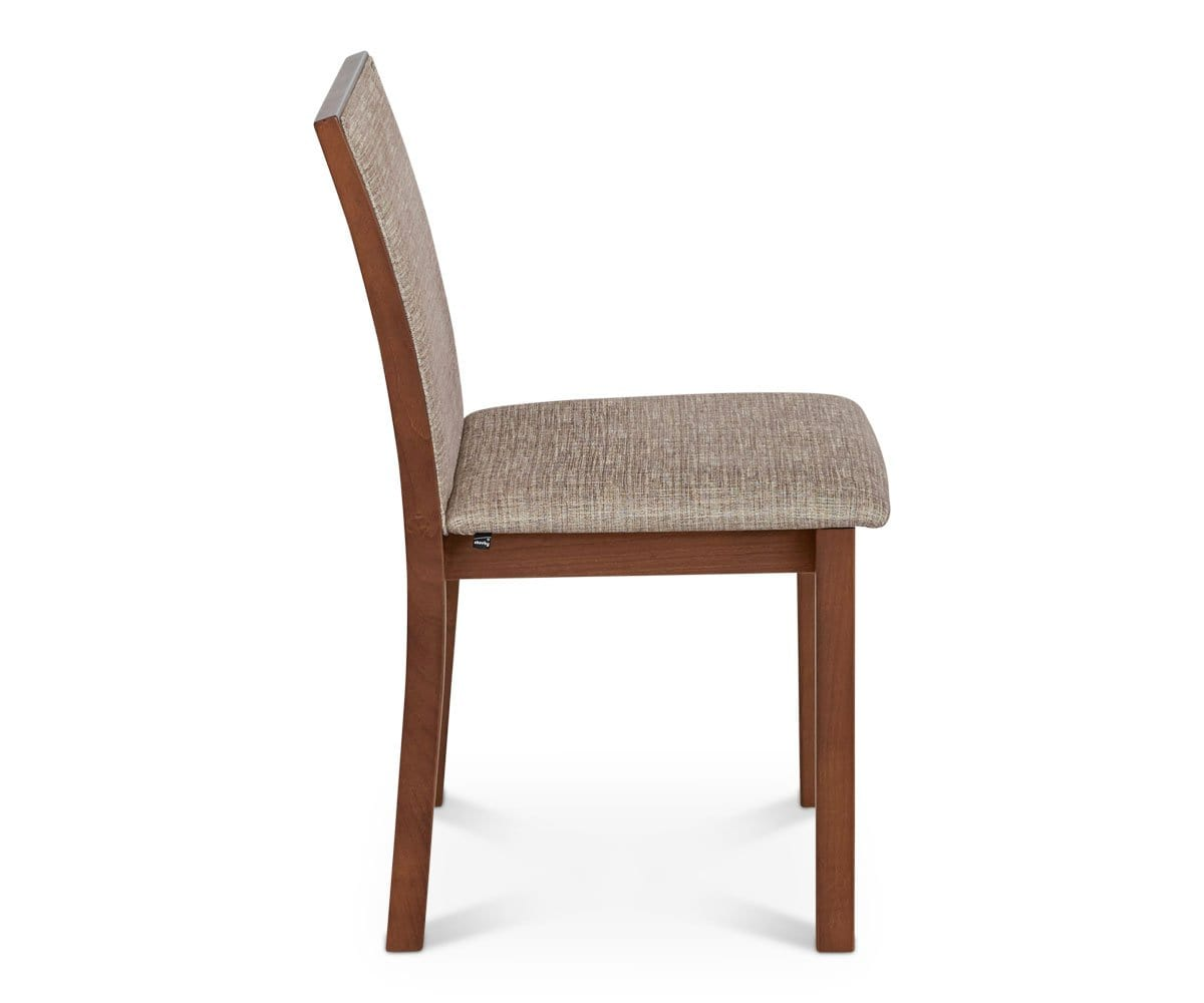 Randers Dining Chair - Walnut