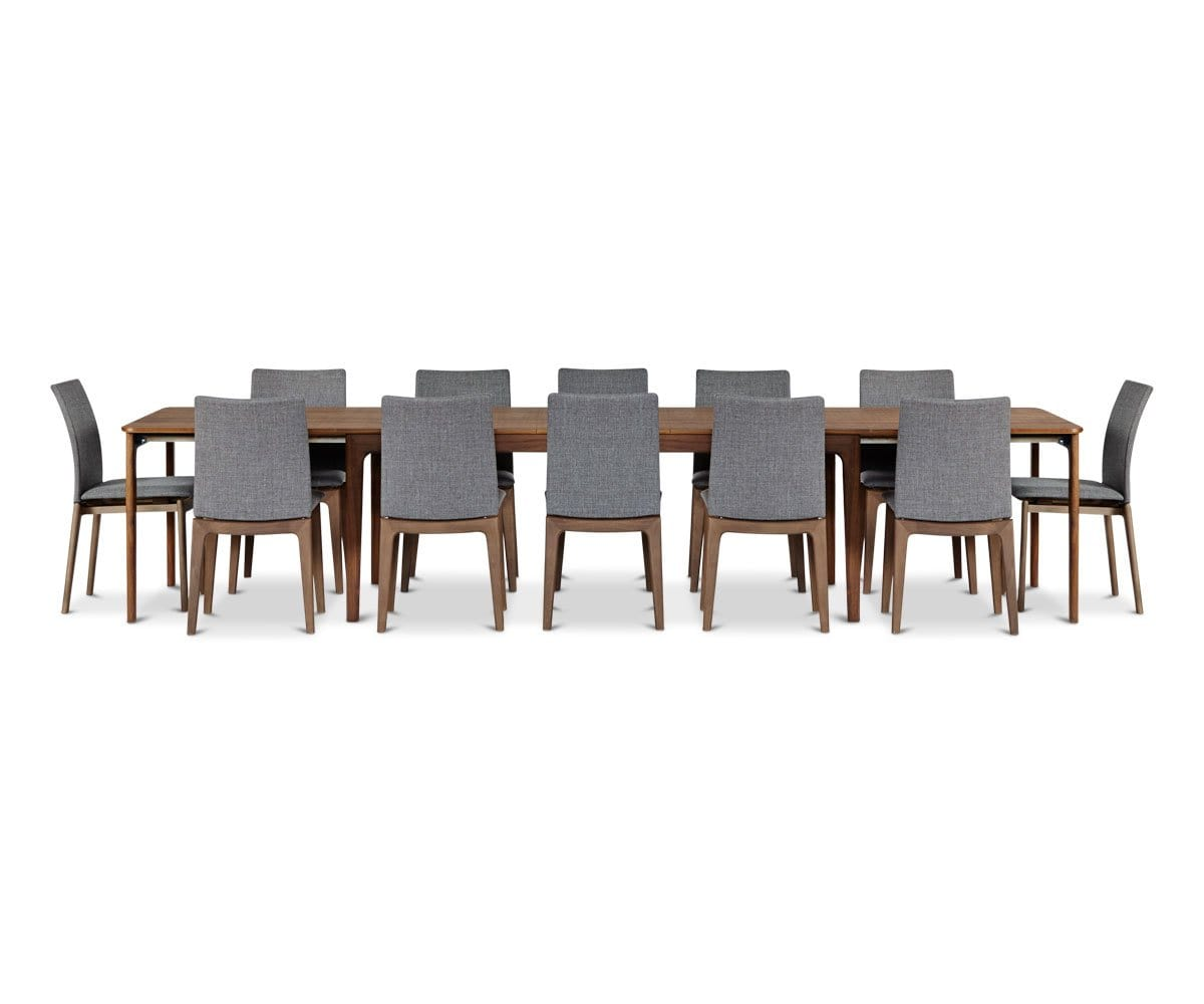 Sundby Extension Table Extra Leaves, Set of 3