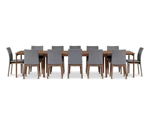 Sundby Extension Table Extra Leaves (Set of 3)