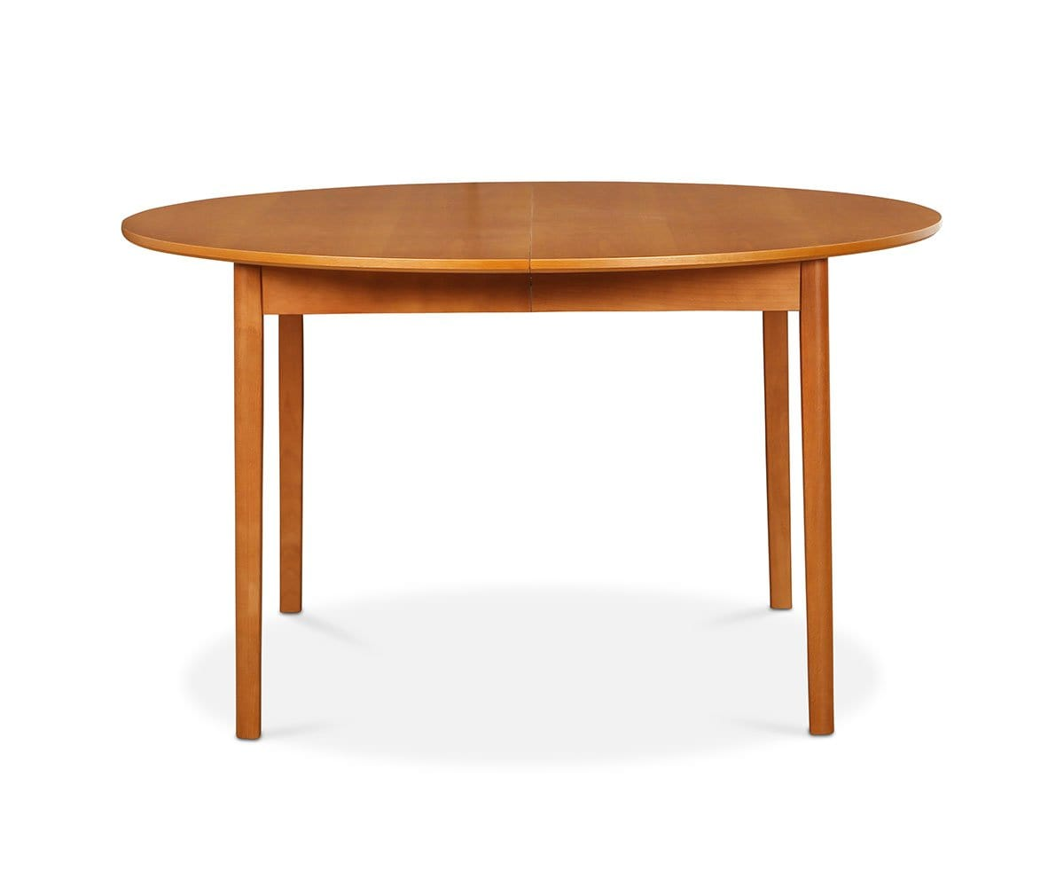 Grasten Round Extension Dining Table