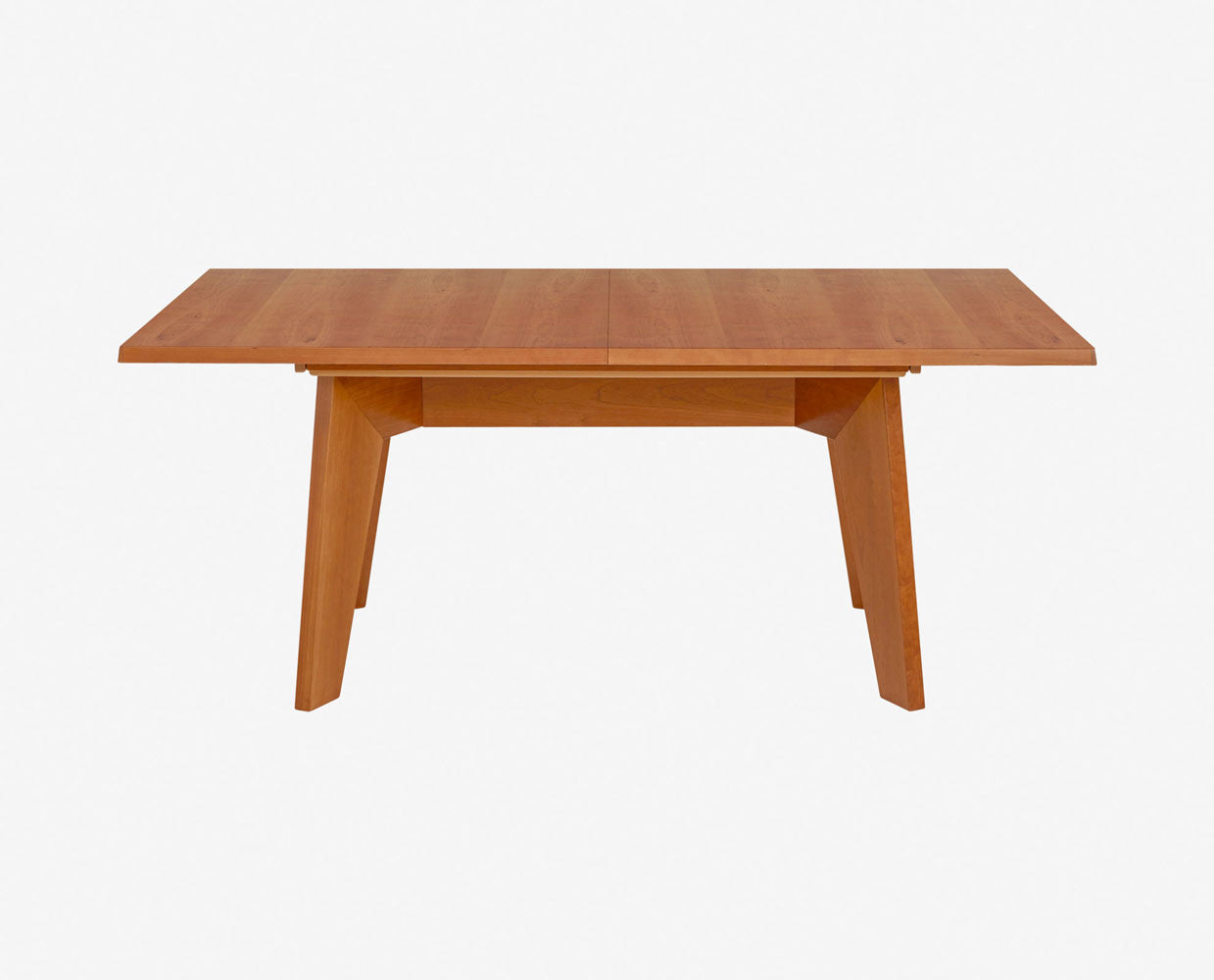 Randers Rectangular Extension Table - Light Cherry