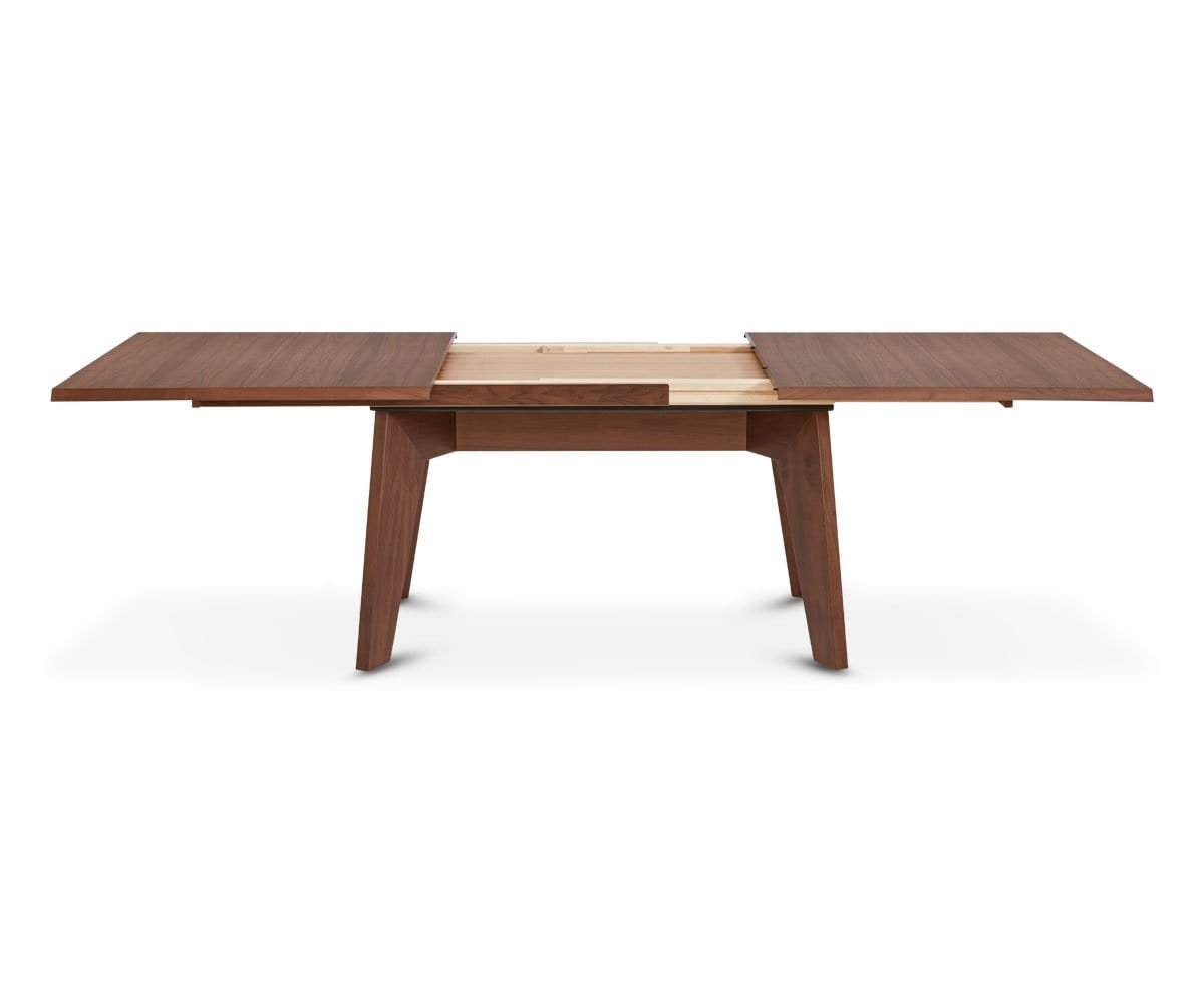 Randers Rectangular Extension Table - Walnut