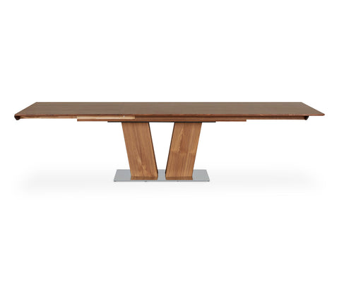 Hadsten Extension Dining Table - Walnut