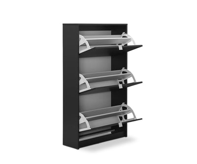 Gren 3-Door Shoe Cabinet