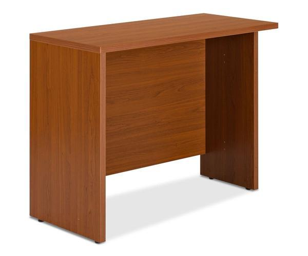 Network Plus Desk Extension - Cherry