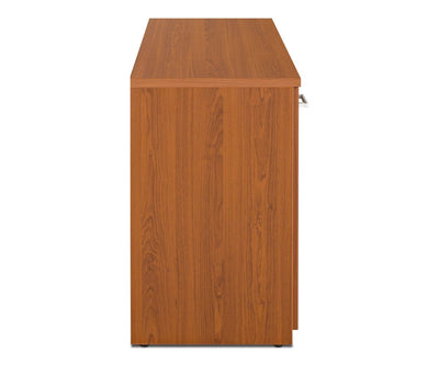 Network Plus Credenza - Cherry