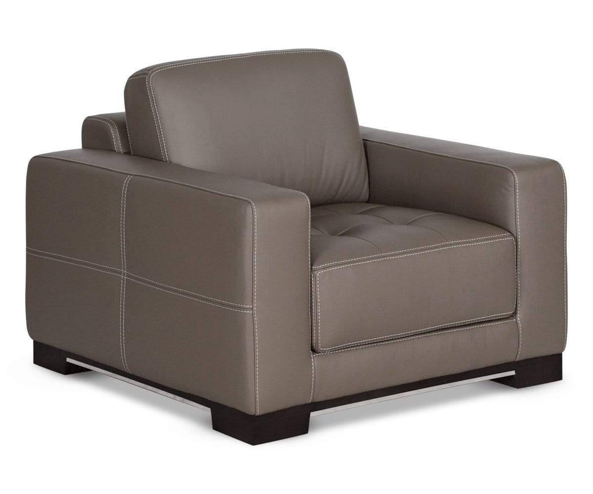 Charmant Andreas Leather Chair