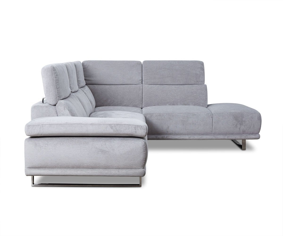 sophisticated sectional pet-friendly
