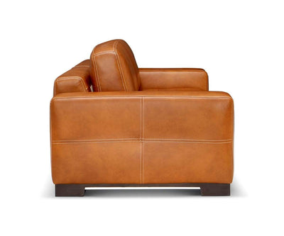 Andreas Leather Sofa