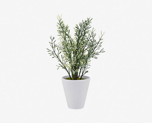 Potted Faux Herb