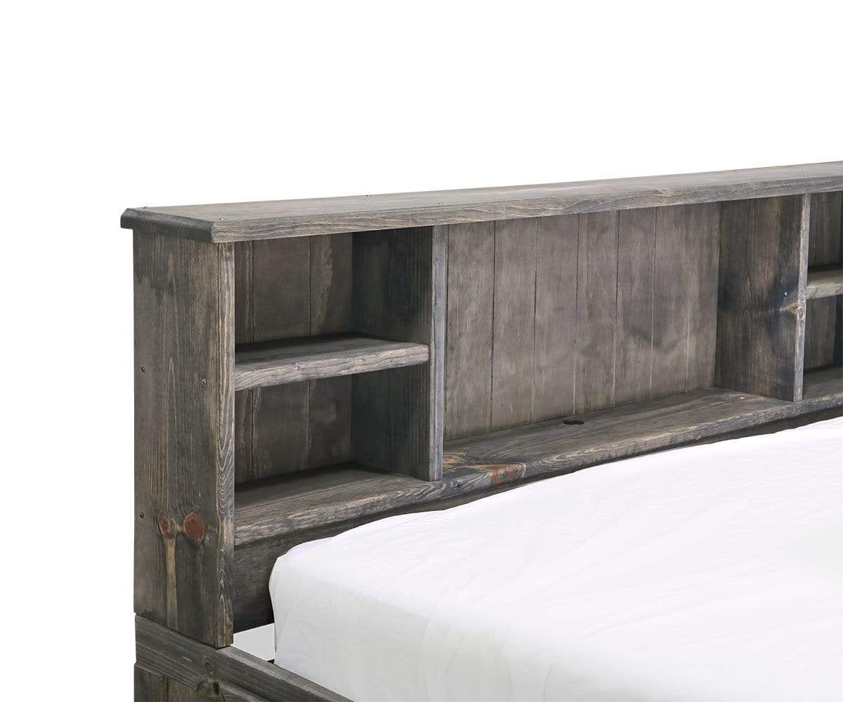 Brennan Twin Captains Bed