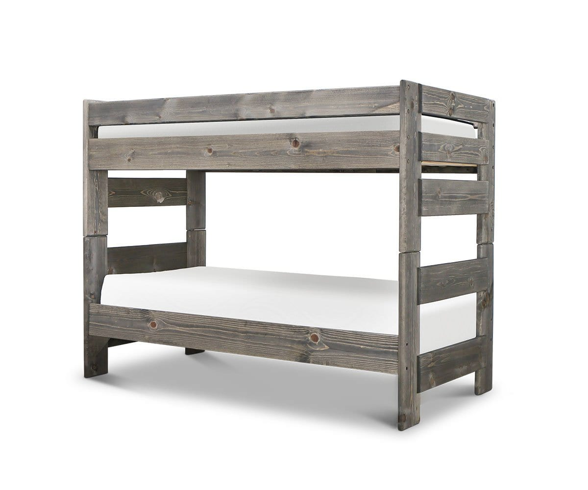 Brennan Twin-Over-Twin Bunk Bed