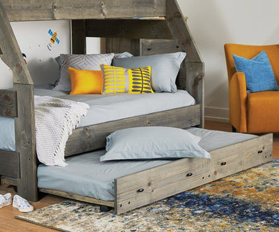 Brennan Twin-Over-Full Bunk Bed