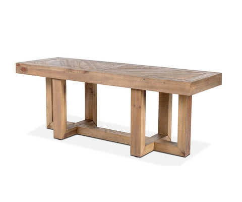 Gavin Short Dining Bench