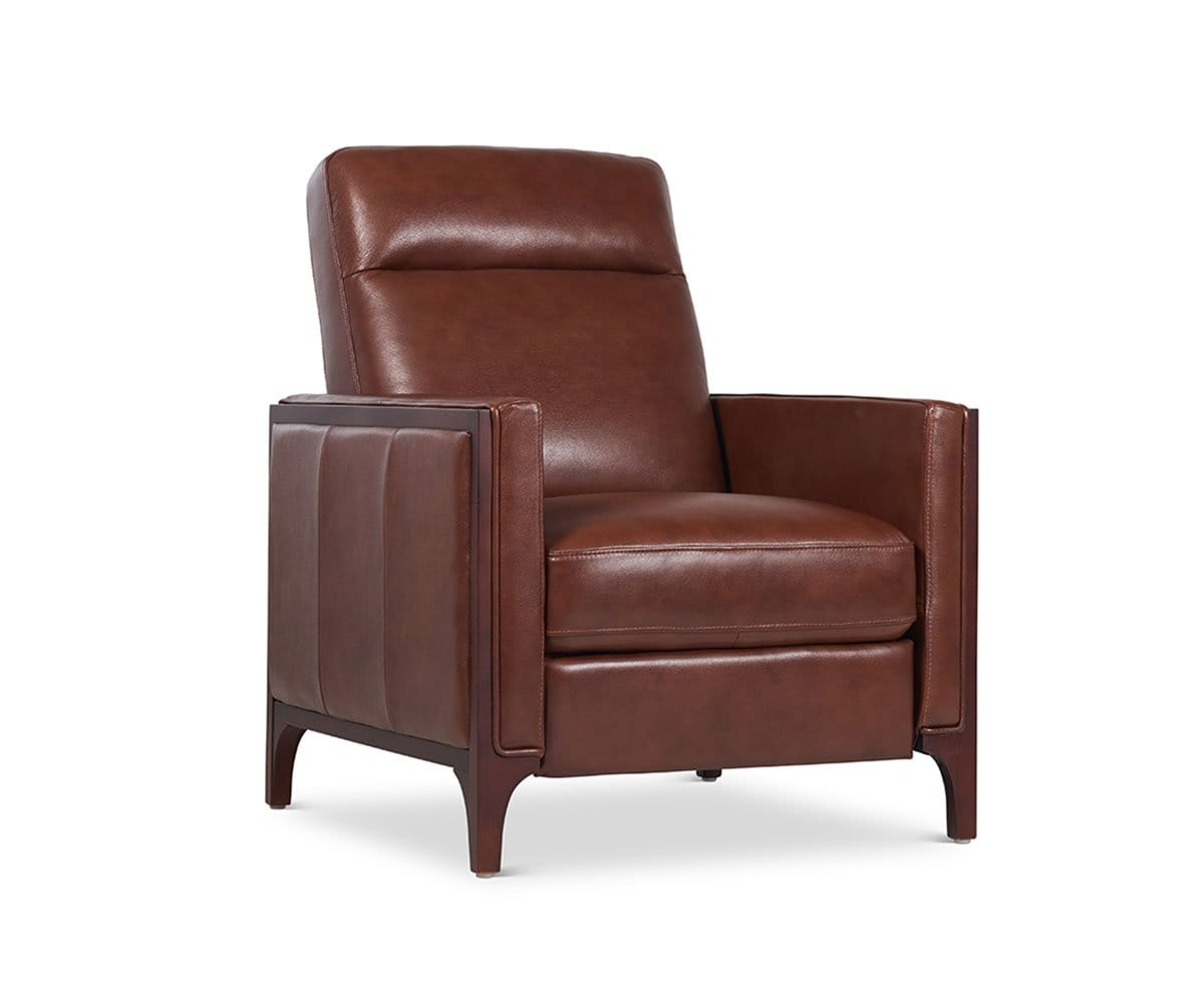 David Push Back Recliner