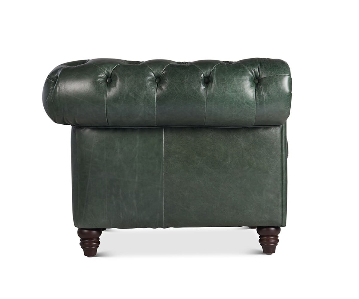 Pierce Chair - Green