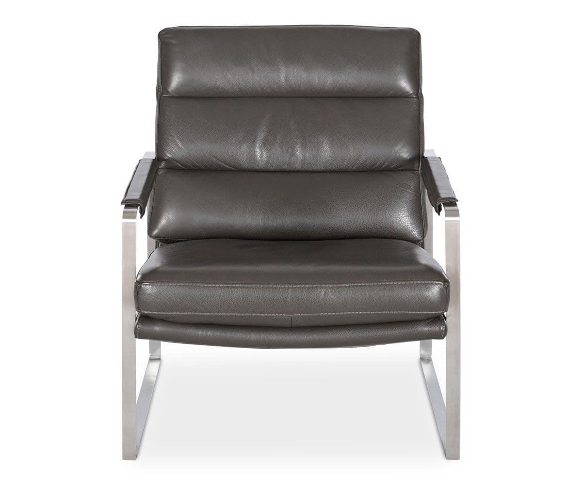 Charmant Cigno Leather Chair