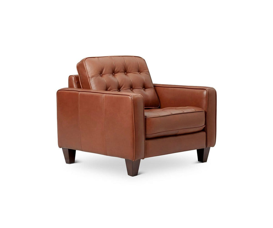 Gustav Leather Chair