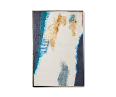 Aqueous Blues Wall Art