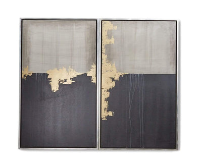Magnetic Composition Wall Art