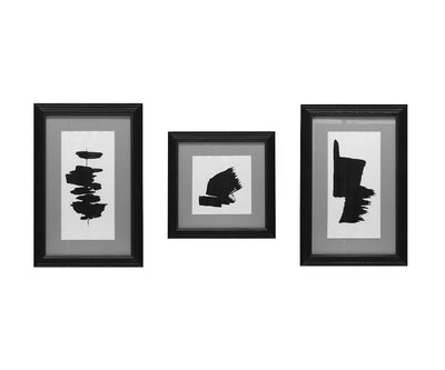 Buske Graphic Wall Art Set