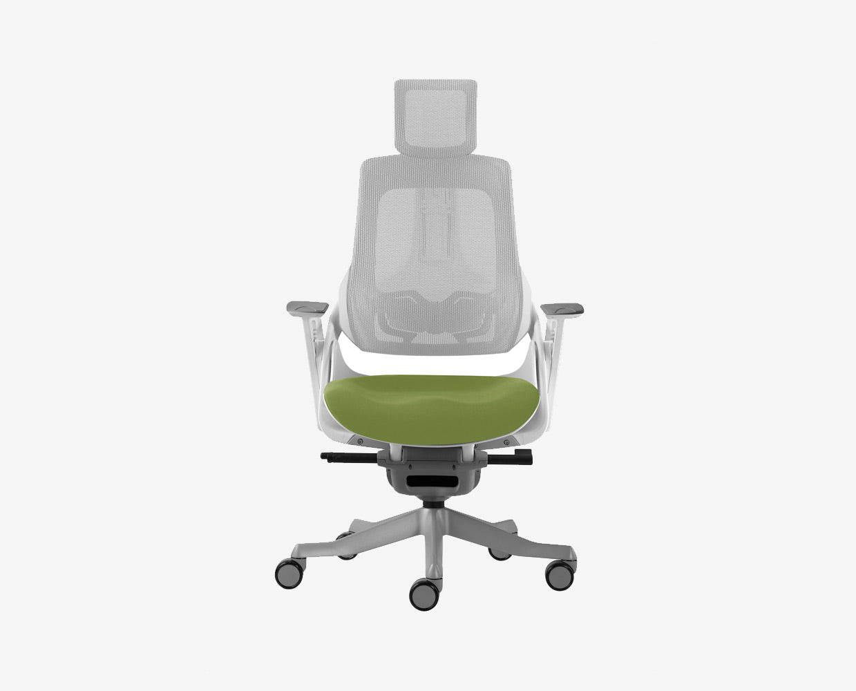 Wau Desk Chair   Green