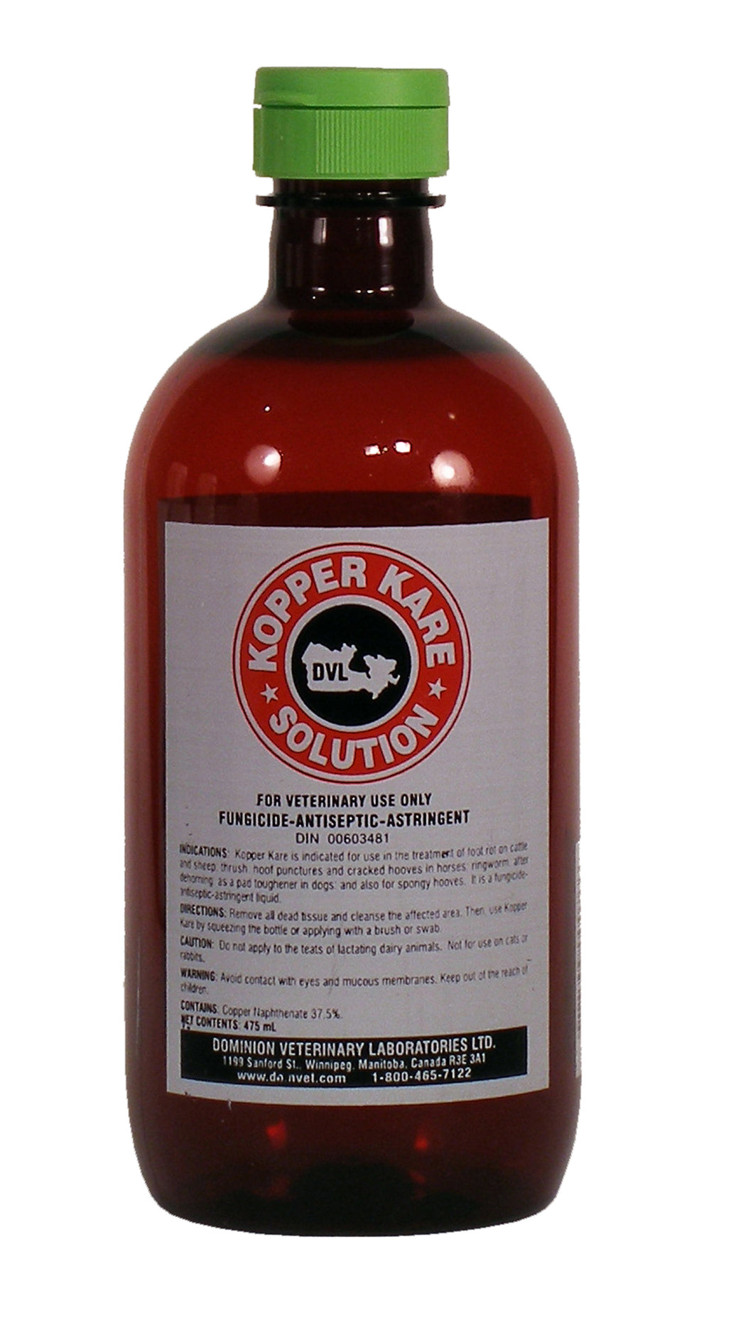 KOPPER KARE 475 ML Horse Supply Water-Resistant Protection without Ban -  Dominion Vet