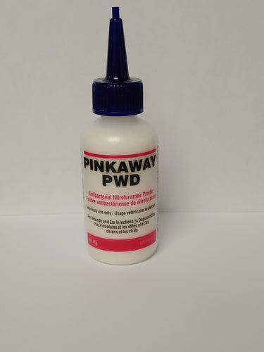 PINKAWAY POWDER 40G Anti-bacterial for ears of dogs and cats