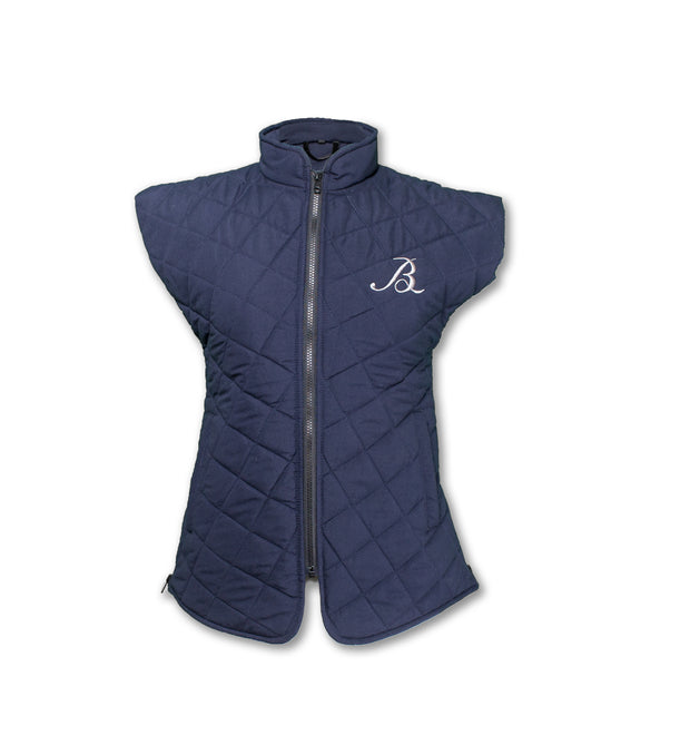 Combermere - Quilted yard gilet