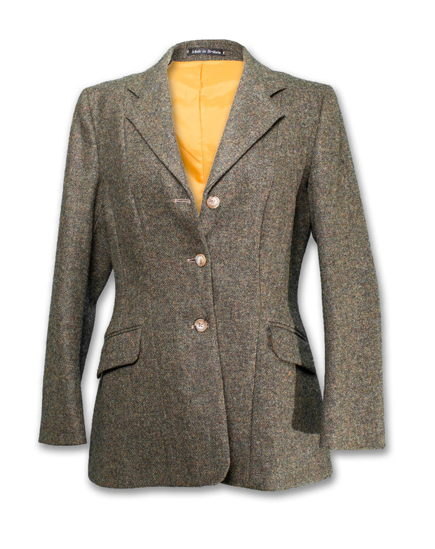 Made to order tweed hacking jackets