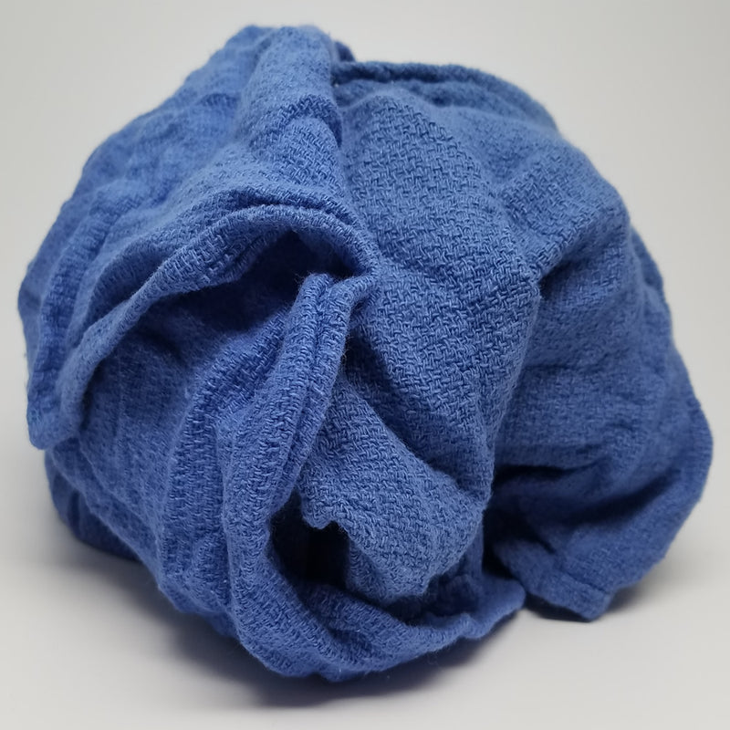 Blue Huck/Surgical Towels - 25 LB Box