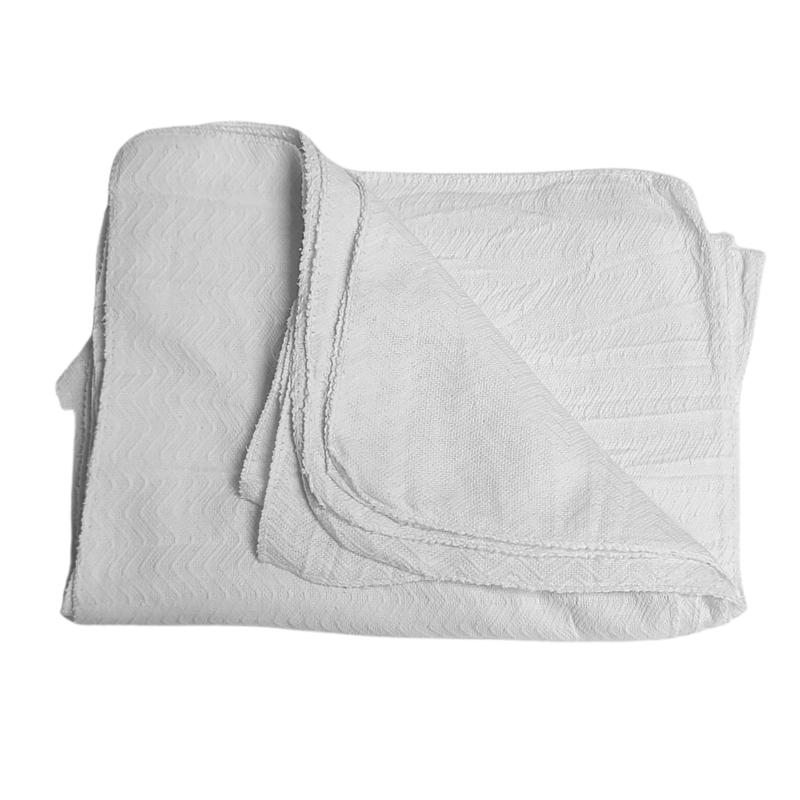 New Heavyweight Absorbent Cotton Rags- 600LB Pallet