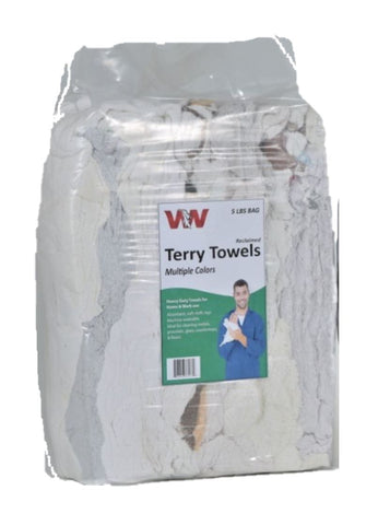 Turkish Terry Towel Rags