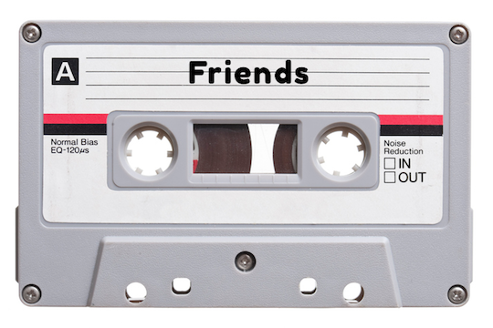Mix Tape for Friends