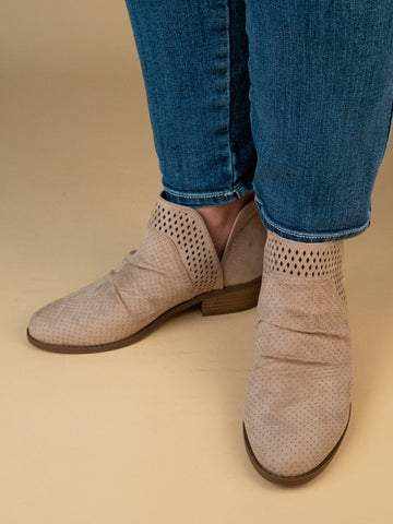Madeline - Brownstone Bootie