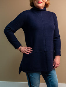 Picadilly - Turtle-Neck Tunic