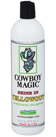 Cowboy Magic Shine In Yellowout 16oz