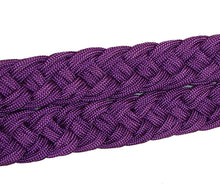 Equi-Sky Nylon Braided Barrel Reins