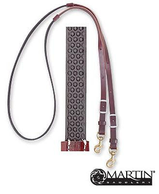 Non-Slip Biothane Barrel Rein from Martin Saddlery