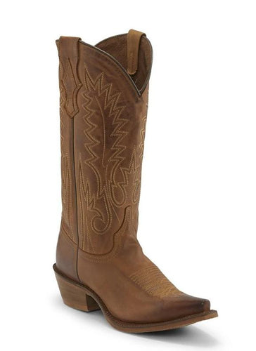 Nocona Brown Etta Western Boots for Women