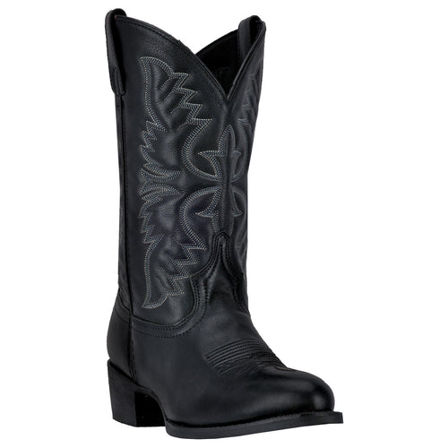 Laredo Black Birchwood Boots for Men