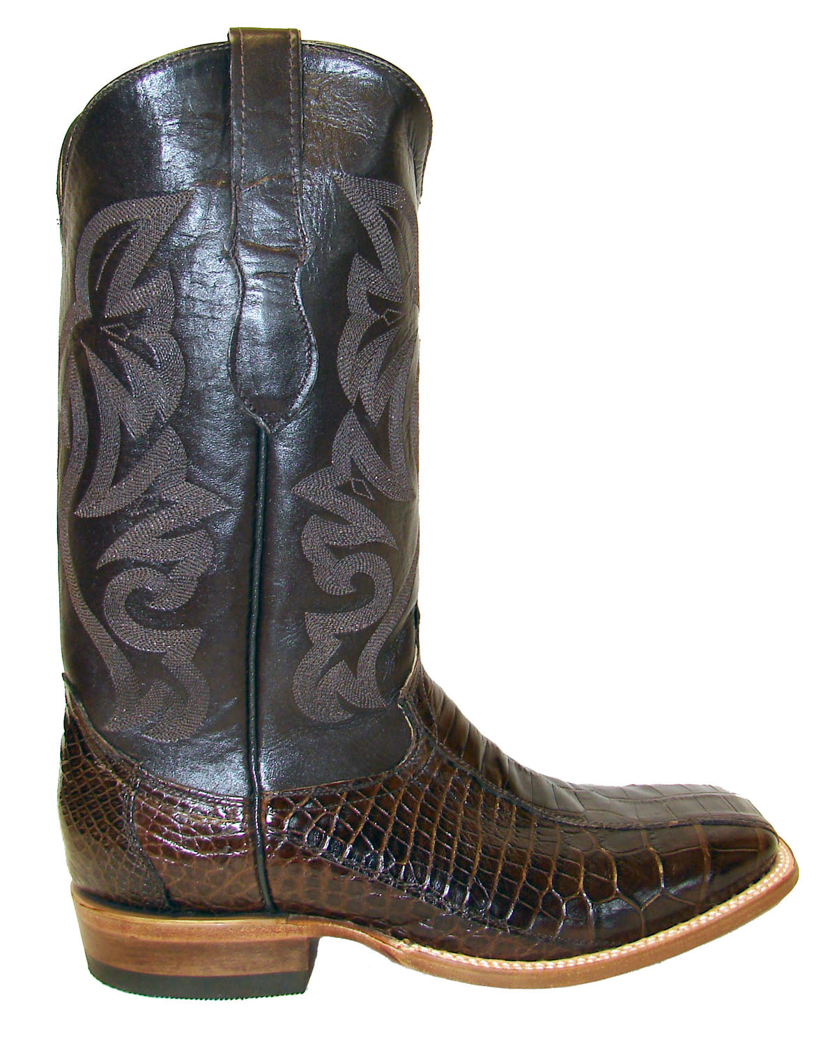 Corral Alligator Cowboy Boots - Square Toe | Sheplers
