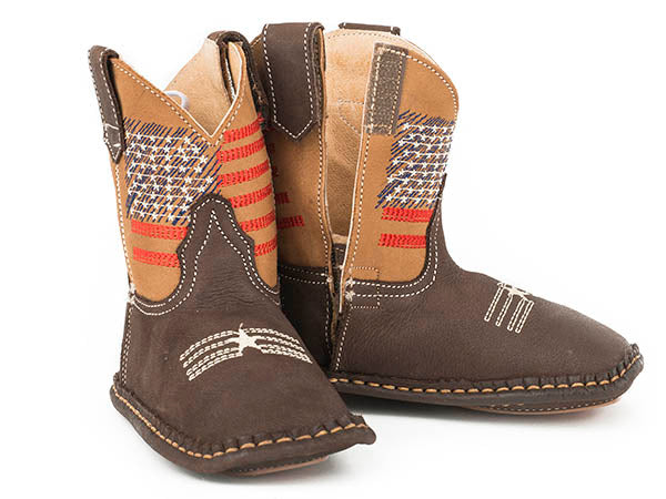 Cowbabies Lil American Infant Boots from Roper Footwear
