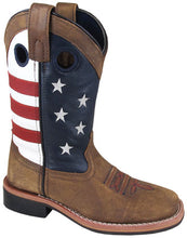 Stars & Stripes Boots for Kids from Smoky Mountain Boots