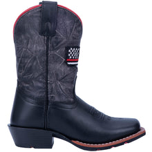 Dan Post Thin Red Line Boots for Children